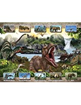 Masterpieces 11353 Dinosaurs Puzzle 150 Piece
