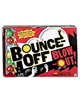 Bounce Off Blow Out Board Game