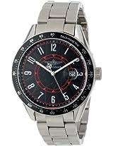 Breytenbach Breytenbach Unisex Bb3810S Classic Analog Black Bezel Watch - Bb3810S