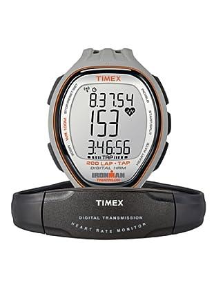 TIMEX Reloj de cuarzo Man Im Target Trainer HRM Gris 46 mm