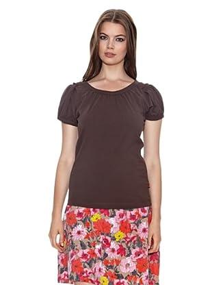 Jackpot T-Shirt Mailil (Marrone)