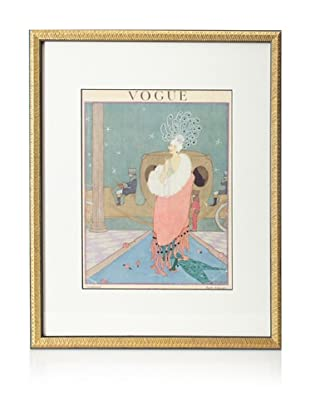 Original Vogue Cover from 1918 by Helen Dryden