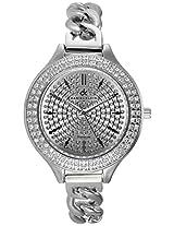 Daniel Klein Analog Silver Dial Women's Watch - DK10572-5