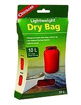 Coghlans 1107 Lightweight Dry Bag, 10-Litre