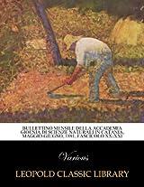 Bullettino mensile della Accademia gioenia di scienze naturali in Catania, Maggio-Giugno, 1891, Fascicolo XX-XXI