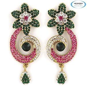 vendee Fashion - fashionable long earrings