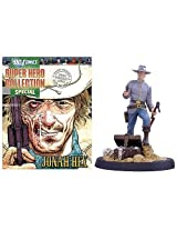 Dc Jonah Hex Collector Magazine With Figure