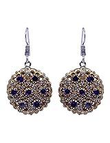 Gehna Jaipur Non-Precious Metal Dangle & Drop Earring For Women (Multi-Colour)