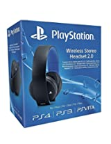 Playstation Wireless Headset 2.0 [PS4/PS3/PS Vita] Europe Version