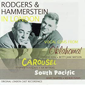 Rodgers & Hammerstein In London - Vocal Gems From Oklahoma, Carousel & South Pacific