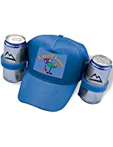Forum Novelties Liquid Luau Beer Can Drinking Cap