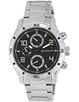 Giordano Analog Black Dial Men's Watch - A1003-11