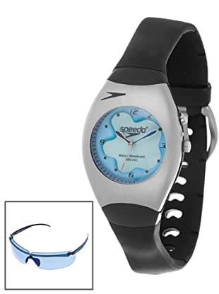 Speedo Reloj Reloj Speedo Gafa Ays2301 Negro