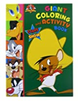 Looney Tunes Speedy Gonzalez Coloring & Activity Book - Speedy Gonzalez Color...
