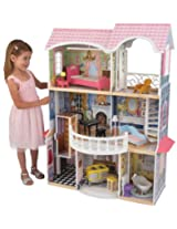 KidKraft Magnolia Mansion Dollhouse with Furniture Toy(Discontinued by manufacturer)