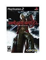 Devil May Cry 3 - PlayStation 2