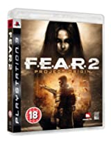 Fear 2 Project Origin (PS3)
