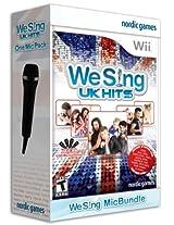 We Sing UK Hits Bundle (1 MIC)