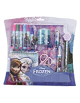 Frozen Stationery Set, Multi Color (15 Pieces)