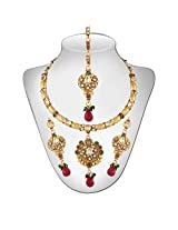 Niki Jewels HG Copper Base Neckalce for women (Multicolour) (021 002 69)
