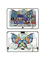 Decalrus - Matte Protective Decal Skin skins Sticker for Dell Latitude 10 Tablet with 10.1 screen (IMPORTANT: Must view IDENTIFY image for correct model) case cover Latitude10-139
