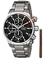 Maurice Lacroix Men's PT6008-SS002-332 Pontos Analog Display Swiss Automatic Silver Watch