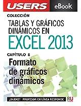 Tablas y gráficos dinámicos en Excel 2013: Formato de gráficos dinámicos (Colección Tablas y gráficos dinámicos en Excel 2013 nº 8) (Spanish Edition)