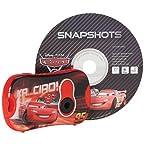 Disney Cars Digital Camera - Red (27006-EXP-TRU)