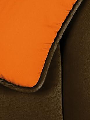 Icelands Relleno Nórdico Mediterráneo 350 g/m2 (Chocolate / Naranja)