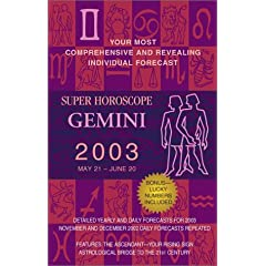 Super Horoscopes 2003: Gemini