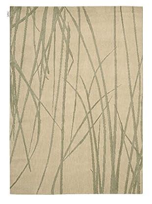 Calvin Klein Home Woven Textures Rug (Beige)