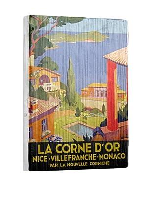 Artehouse La Corne d'Or Reclaimed Wood Sign