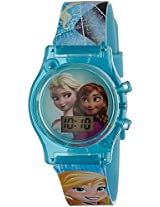 Disney Digital Multi-Colour Dial Girl's Watch - DW100477
