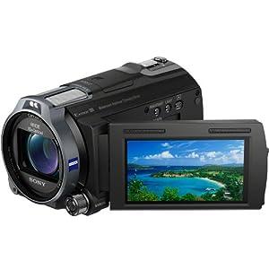 SONY HDビデオカメラ Handycam CX720V ブラック