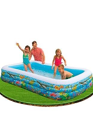 Masm rebajas piscinas barcas hinchables colchonetas color for Colchonetas hinchables piscina