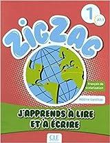 Zigzag 1 - J'apprends à lire et à écrire