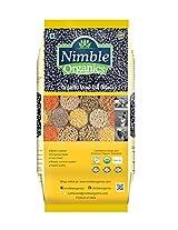 Nimble Organics Urad Dal Chilka Black 1 Kg