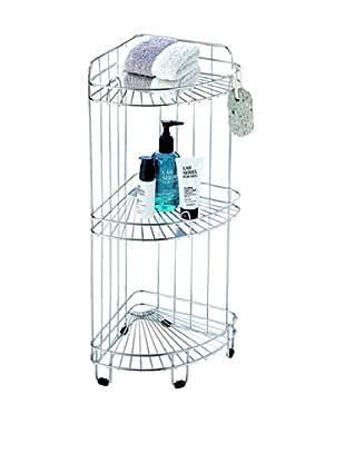 Organize It All 3-Shelf Corner Caddy