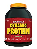 Bodyfuelz Dynamic Protein-chocolate - 2 Kg