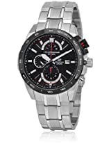 Edifice Efr-520Sp-1Avdf -Ex069 Silver/Black Chronograph Watches