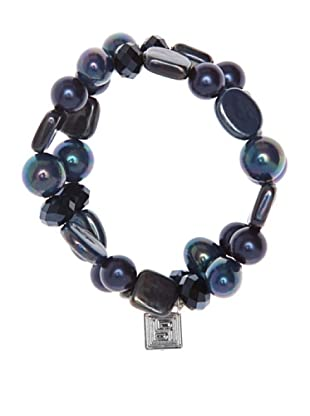 Pertegaz Pulsera Doble Blues