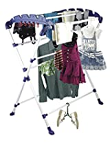 Cipla Plast Cloth Dryer Stand - Mini Sumo