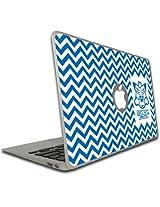 Indiana State University - MacBook Air (11 inch) Vinyl Skin - Chevron