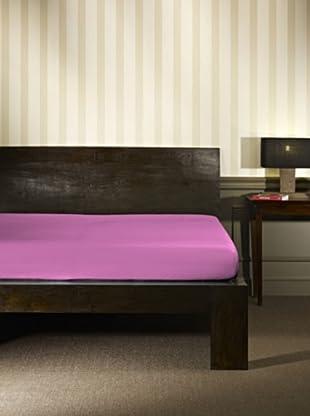 Mistral Home Spannbettlaken in 3 Größen (Pink)