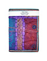 R S Jewels Handmade Paper Patchwork Diary Notbook