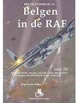 Belgen in De Raf-3: Deel 3 (Belgie in Oorlog, 33)