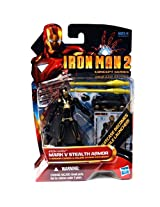 Disney Iron Man Mark V Stealth Armor Iron Man 2 Action Figure