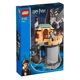 レゴ ハリー・ポッター シリウス・ブラックの逃亡 4753