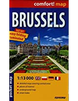 Brussels: EXP.CM438 (City Plan Pockets)