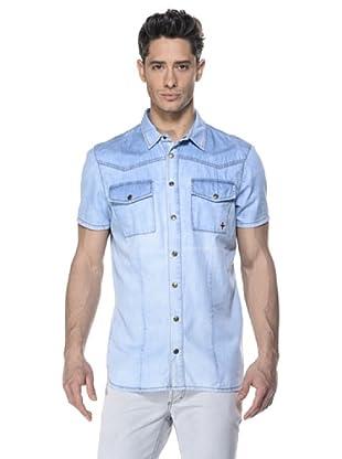 Zu-Elements Camisa vaquera Gingerale (Azul)